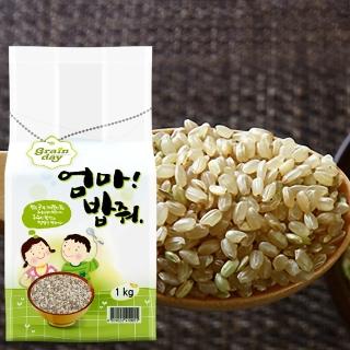 [무료배송] 찰현미(현미찹쌀) 3kg(1kg x 3개)