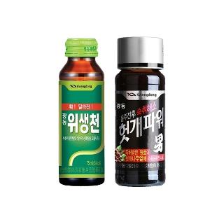 [티몬균일가] 광동 헛개파워 20병 / 위생천 100병