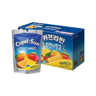 [슈퍼마트] 카프리썬 오렌지망고 200㎖X10