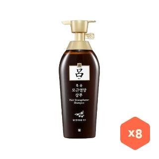 [대용량]려 흑운 모근영양 샴푸 500ML 8개X1박스