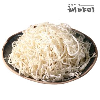 [무료배송] 부드러운 진미채 대용량 1kg외 7종/쥐포/노가리