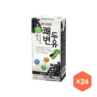 [티몬데이] 티몬균일가 파스퇴르 쾌변두유 검은콩 190mlx24입