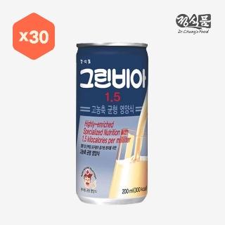 [슈퍼마트] 그린비아 1.5 200ml 30캔