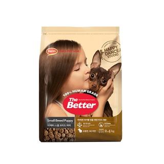 [슈퍼마트] 더베터 강아지 스몰브리드 퍼피 2.4kg