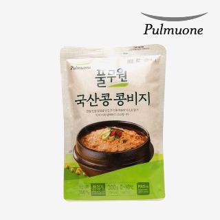 [슈퍼마트] 풀무원 국산 콩비지300g