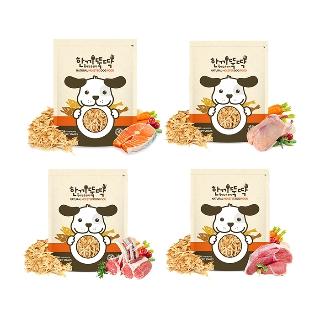 [티몬균일가] 한끼뚝딱 습식사료 3kg 오리/양/소/연어