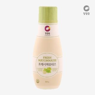 [슈퍼마트] 청정원 후레쉬 마요네즈 300g