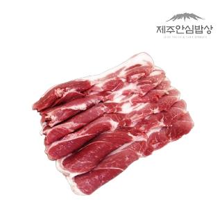 [쿠폰위크] 공유타임 100g당 393원 제주흑돼지 칼집구이용 300gx5팩 / 총1.5kg