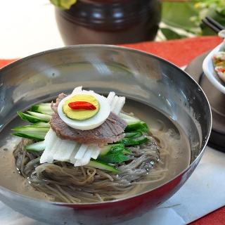 [티몬균일가] 평양반반 냉면 10인분 / 냉면2kg+육수5봉+비빔장5봉