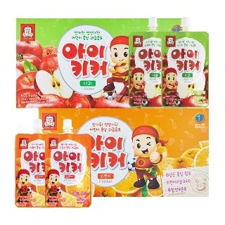 [무료배송] 정관장 아이키커 오렌지10+사과10