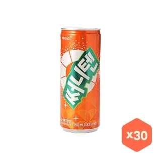 [슈퍼마트]써니텐 오렌지 250ml*30입