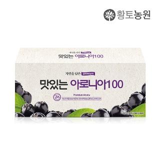 [슈퍼마트] 황토농원 맛있는 아로니아즙 30포