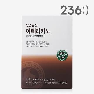 [슈퍼마트][런칭기념 특가]236 아메리카노 콜롬비아 수프리모 100T