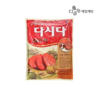 [슈퍼마트] CJ 쇠고기 다시다 300G