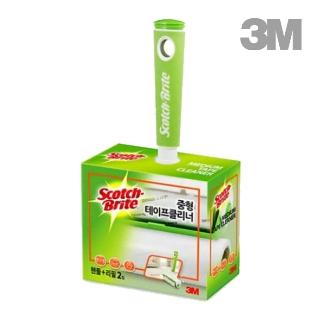 [슈퍼마트]3M 중형 테이프클리너알뜰팩