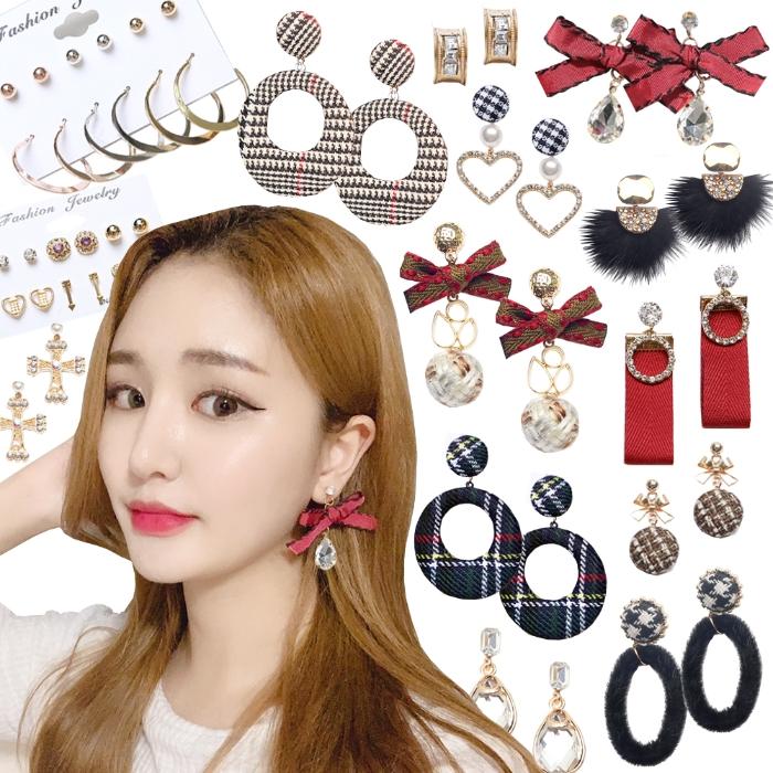 [티몬균일가] 여주인공 핸드메이드 귀걸이 특가전