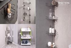 [디자인룸즈] 욕실 새단장 욕실선반 총 모음