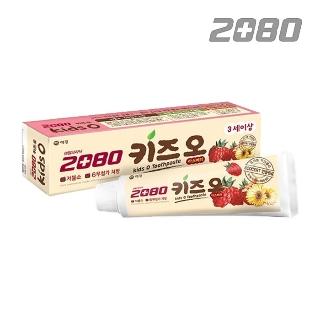 [슈퍼마트]2080키즈오 치약 라즈베리