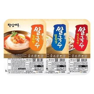 [슈퍼마트] 밥상마루 쌀국수 3종