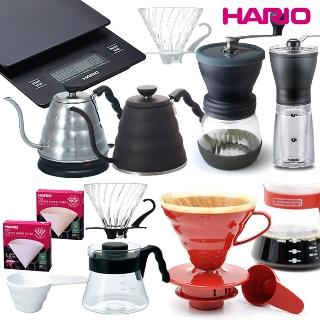 [앵콜창고] [하리오] 핸드드립 커피용품 모음전 드립세트 드리퍼 핸드밀 - 오랜전통의 명가 하리오 커피용품
