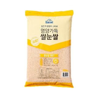 [무료배송] 18년산 엘그로 쌀눈쌀 10kg