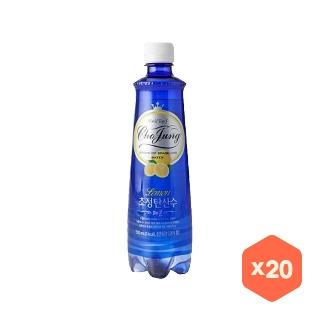 [슈퍼마트]초정탄산수 레몬 500ml*20
