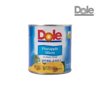 [슈퍼마트]Dole 파인애플 432g