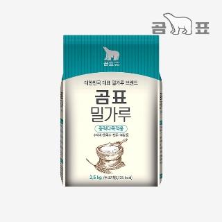 [슈퍼마트]곰표중력밀가루 2.5kg