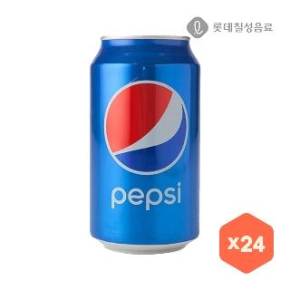 [슈퍼마트] 펩시콜라 355mlX24캔