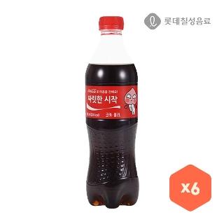 [슈퍼마트]코카콜라500mlX6PET