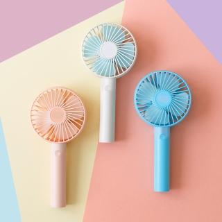 [티몬균일가] 로아 휴대용 핸드 USB 선풍기 3종/화이트,핑크,접이식