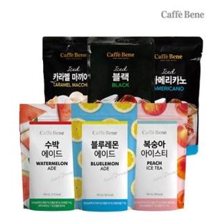 [티몬균일가] 카페베네 파우치음료 30팩 골라담기 12,900원 균일가