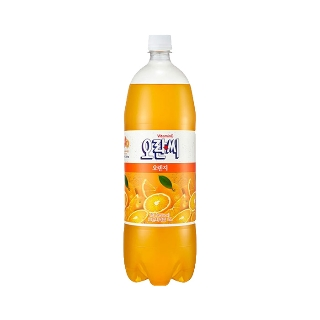[슈퍼마트]오란씨 오렌지 1.5L