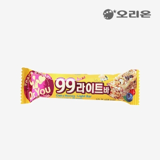 [슈퍼마트]오리온 H99라이트바 26g