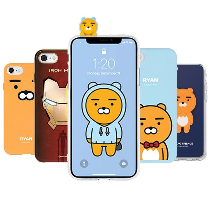 [티몬데이] 1212타임 카카오프렌즈 / 디즈니 스마트폰 케이스 모음전