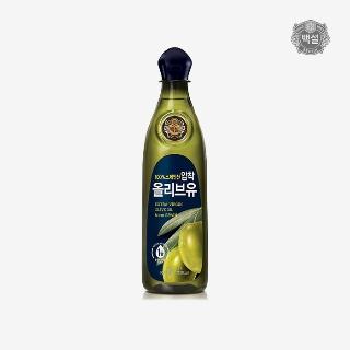 [슈퍼마트] CJ백설올리브유900ml