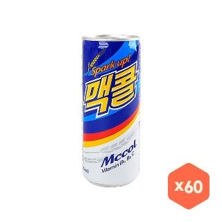 [대용량] 맥콜 250mlX30캔X4박스
