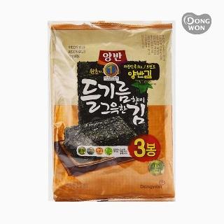 [슈퍼마트]양반김 들기름김 20gX3봉