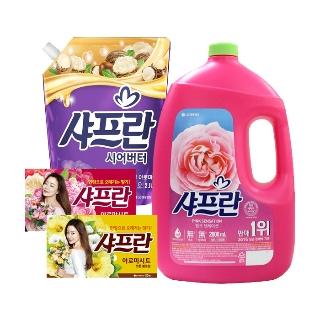 [슈퍼마트] LG생활건강 샤프란 섬유유연제 모음전