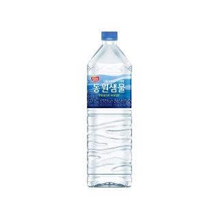 [슈퍼마트] 동원 샘물 2L x 12병