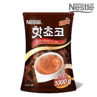 [슈퍼마트] 네슬레 핫초코 알뜰팩 1kg × 2개