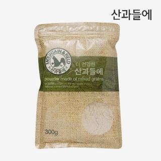 [천원마트] 산과들에국산 검은콩가루 300g