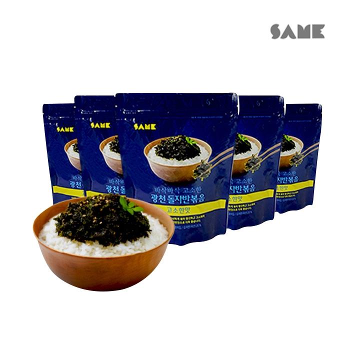 [티몬균일가] 세임 광천돌자반볶음광천,대천도시락김/김밥,자반김 등 33종