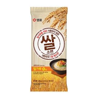 [슈퍼마트]  샘표 쌀 소면 400g