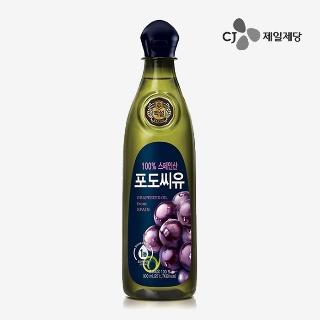 [슈퍼마트] CJ백설포도씨유900ml