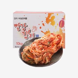 [대용량]빨강김치 10kg * 1박스