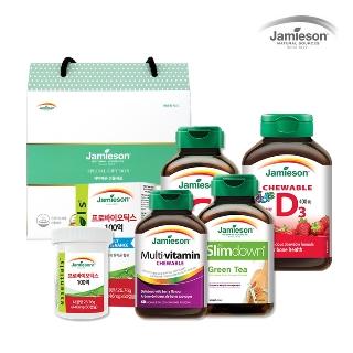 자미에슨 비타민 유산균 선물세트