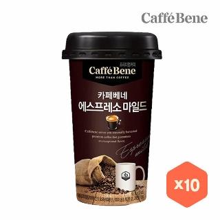 [슈퍼마트]카페베네 에스프레소 10입