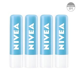 [새해선물] 1212타임 니베아 립케어 립밤 X 4개 / 리뉴얼 신상 추가