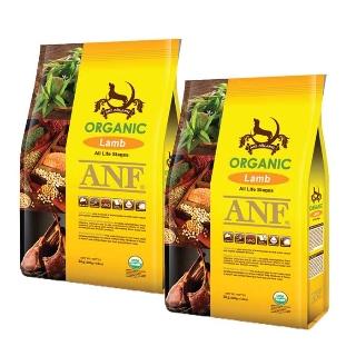[티몬균일가] ANF 유기농 95% 양고기 강아지 2kg x 2개